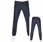 Product Image for Nudie Jeans Grim Tim Straight Slim Jeans Dry Open
